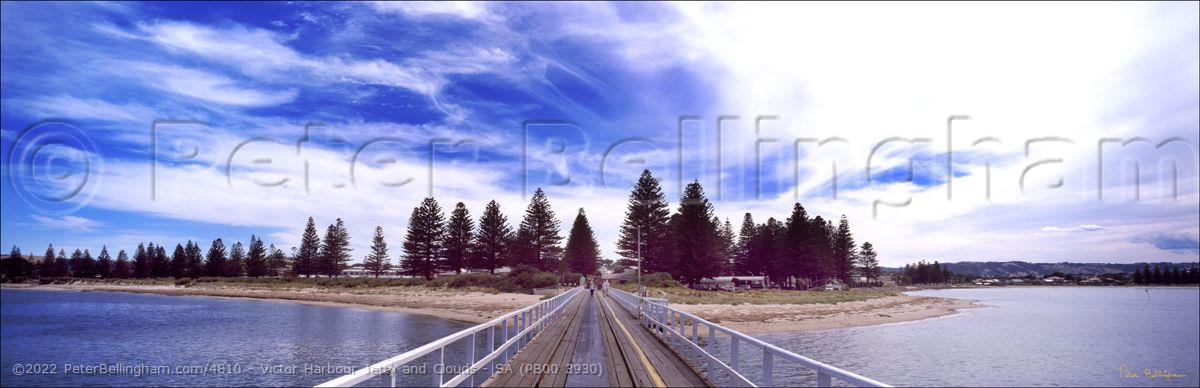 Peter Bellingham Photography Victor Harbour Jetty and Clouds - SA (PB00 3930)