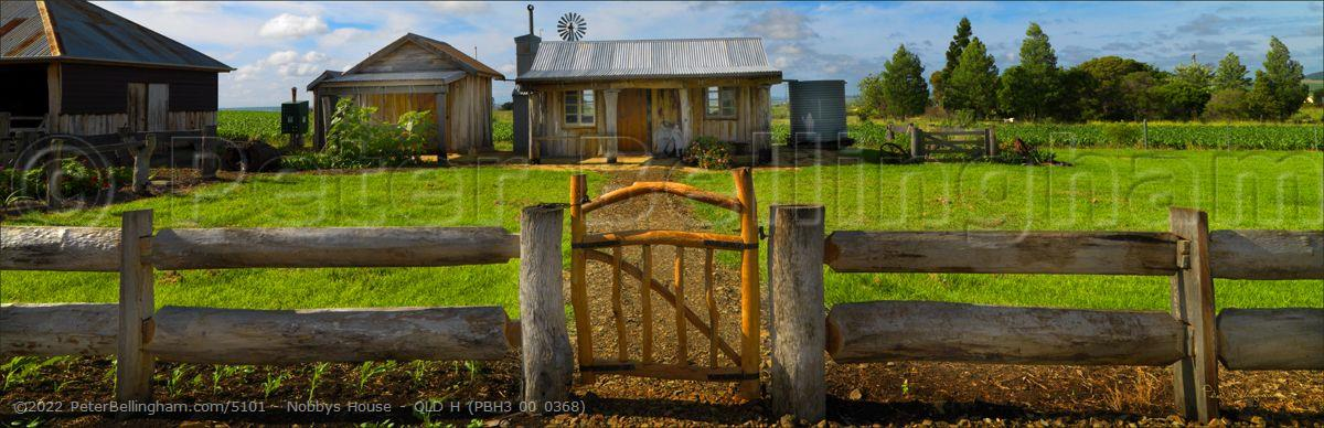 Peter Bellingham Photography Nobbys House - QLD H (PBH3 00 0368)