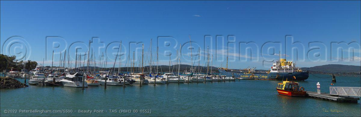 Peter Bellingham Photography Beauty Point - TAS (PBH3 00 0552)