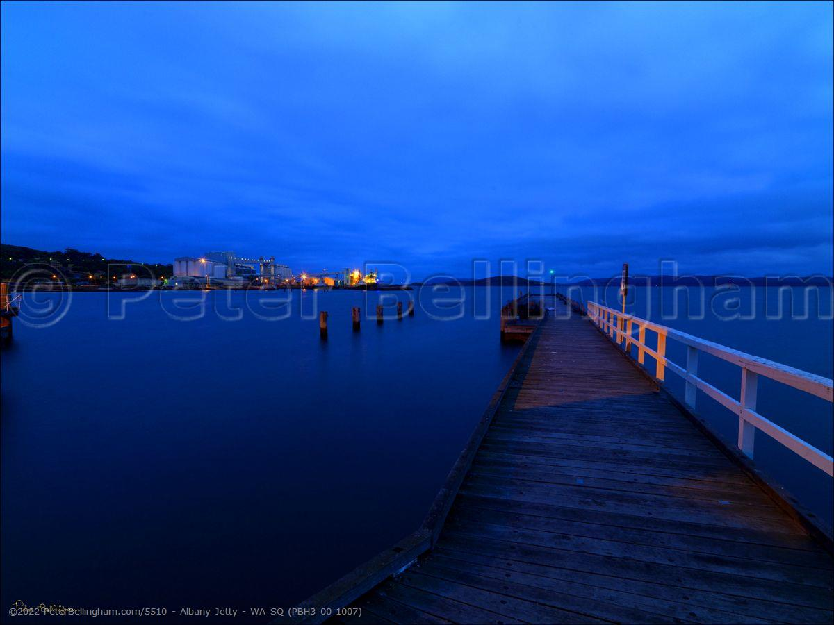 Peter Bellingham Photography Albany Jetty - WA SQ (PBH3 00 1007)