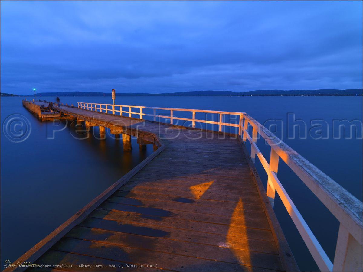 Peter Bellingham Photography Albany Jetty - WA SQ (PBH3 00 1008)