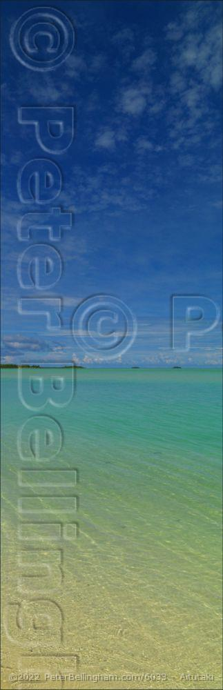 Peter Bellingham Photography Aitutaki - V (PBH3 00 1297)