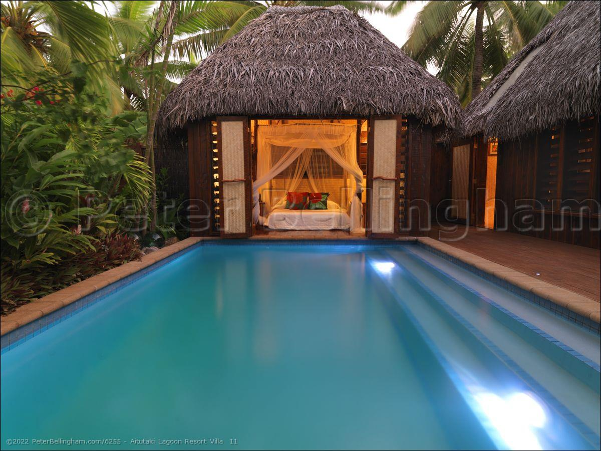 Peter Bellingham Photography Aitutaki Lagoon Resort Villa  11