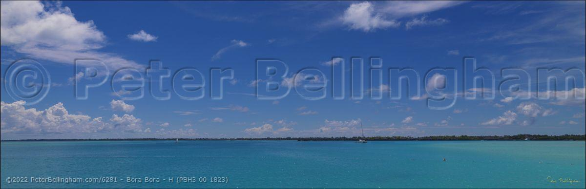 Peter Bellingham Photography Bora Bora - H (PBH3 00 1823)