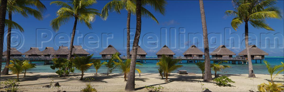 Peter Bellingham Photography Bora Bora (PBH3 00 1965)