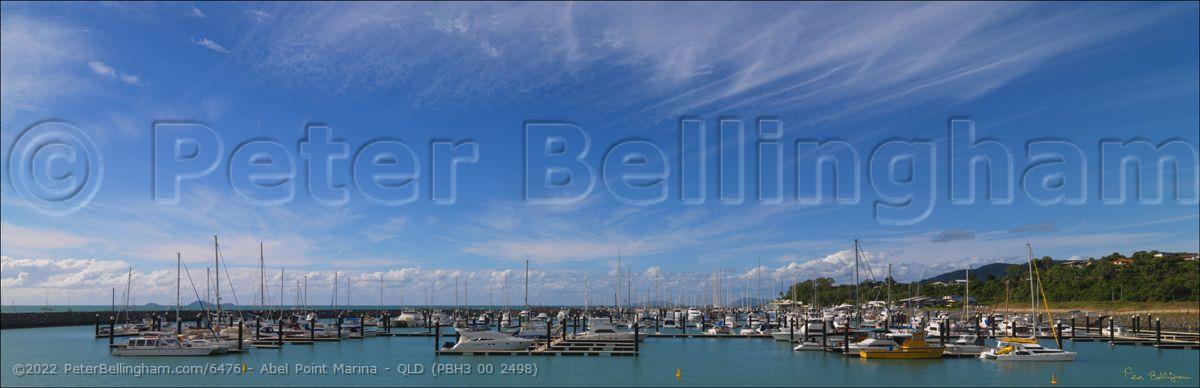 Peter Bellingham Photography Abel Point Marina - QLD (PBH3 00 2498)