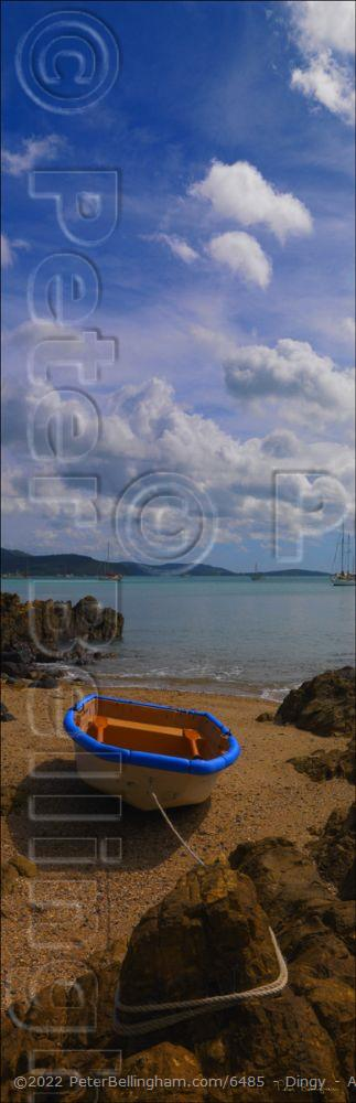 Peter Bellingham Photography Dingy - Airlie Beach - QLD V (PBH3 00 2483)