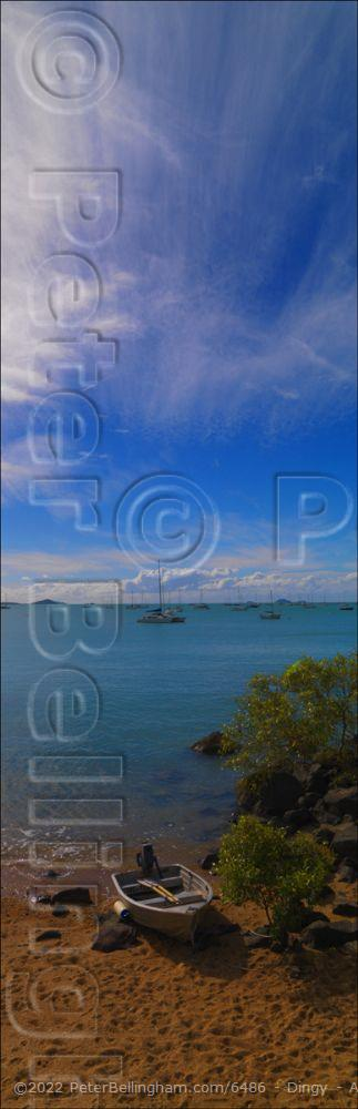 Peter Bellingham Photography Dingy - Airlie Beach - QLD V (PBH3 00 2494)