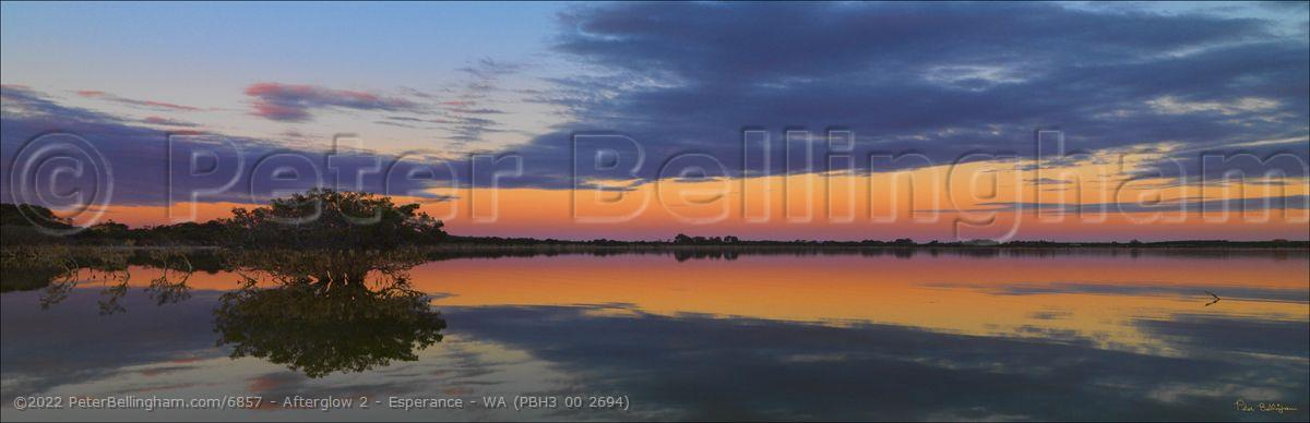 Peter Bellingham Photography Afterglow 2 - Esperance - WA (PBH3 00 2694)