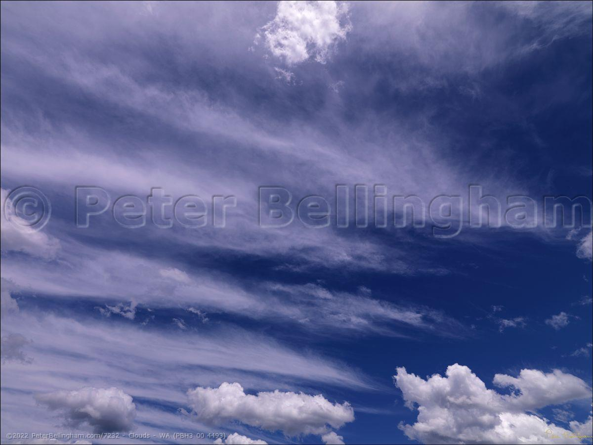 Peter Bellingham Photography Clouds - WA (PBH3 00 4493)