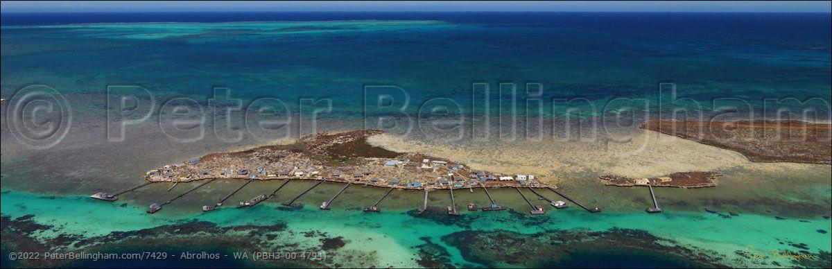 Peter Bellingham Photography Abrolhos - WA (PBH3 00 4794)