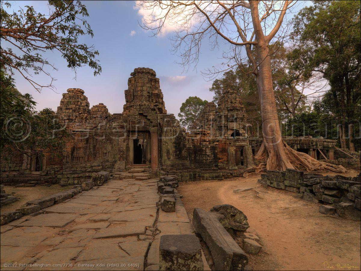 Peter Bellingham Photography Banteay Kdei (PBH3 00 6409)