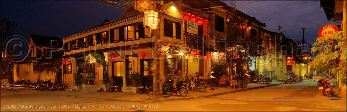 Peter Bellingham Photography Lights - Hoi An - Vietnam  (PBH3 00 5712)