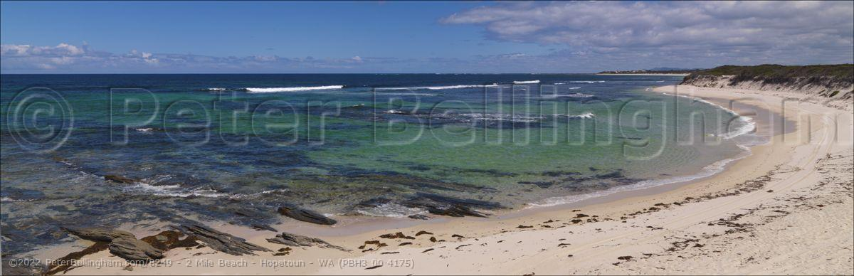 Peter Bellingham Photography 2 Mile Beach - Hopetoun - WA (PBH3 00 4175)