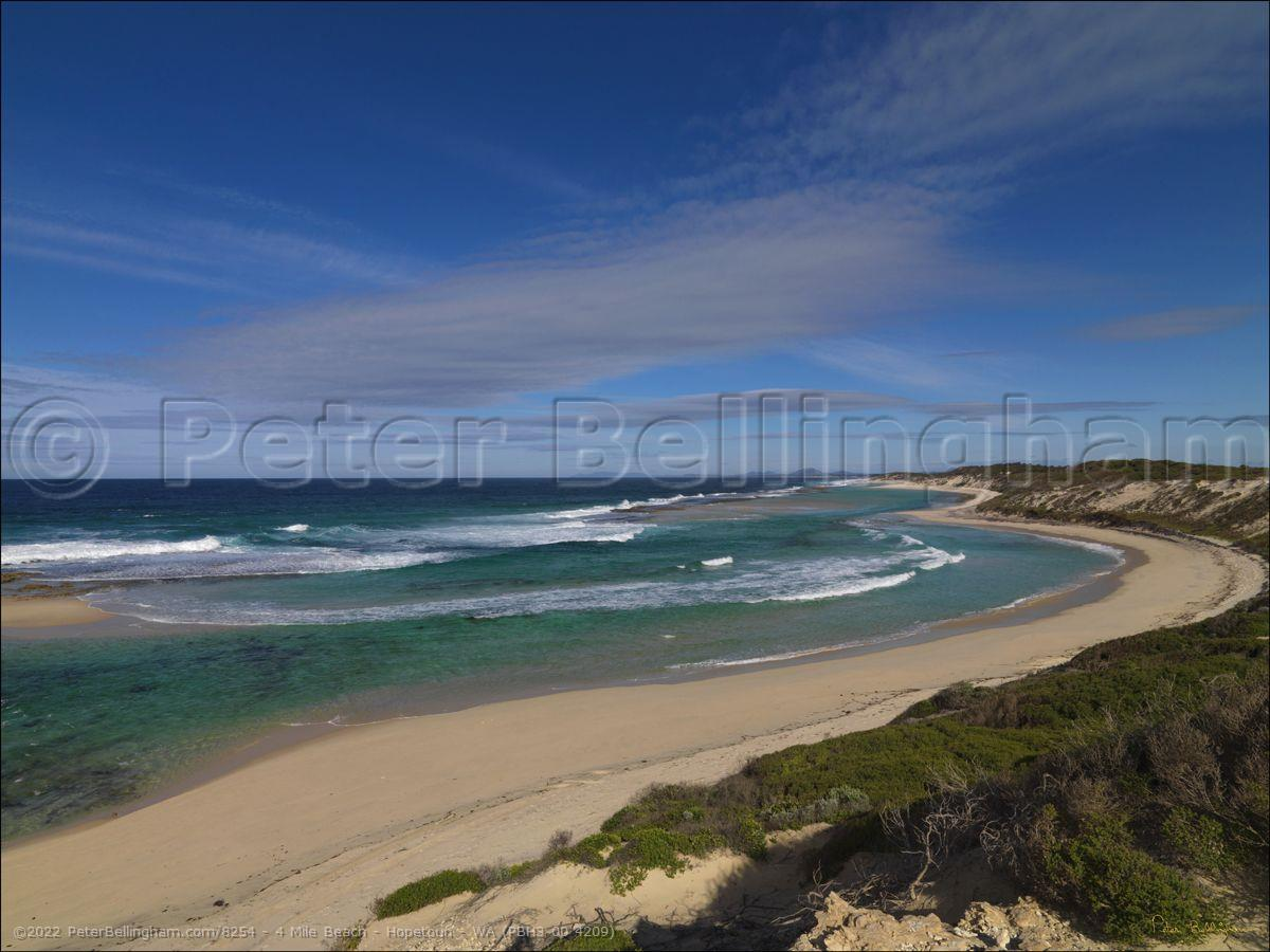 Peter Bellingham Photography 4 Mile Beach - Hopetoun - WA (PBH3 00 4209)
