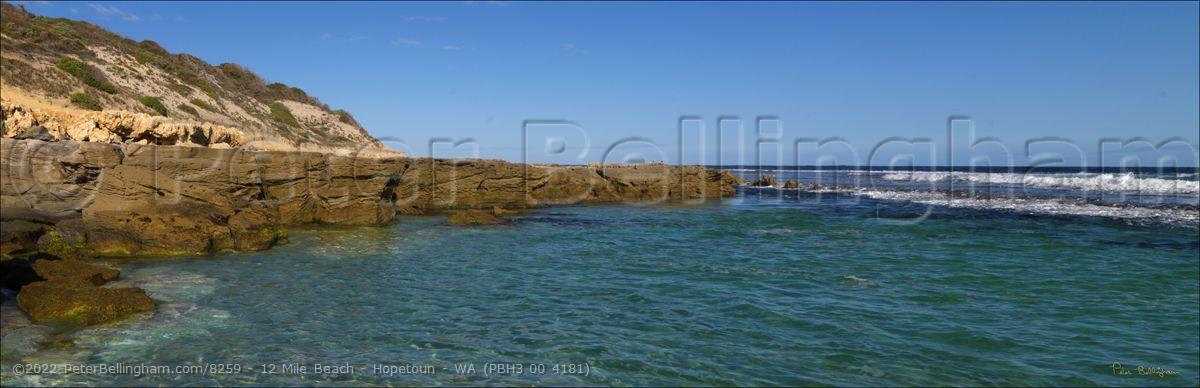 Peter Bellingham Photography 12 Mile Beach - Hopetoun - WA (PBH3 00 4181)