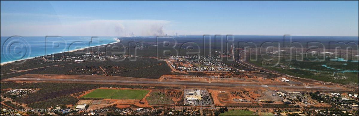Peter Bellingham Photography Broome Airport - WA (PBH3 00 10601)