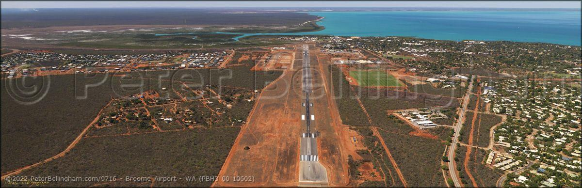 Peter Bellingham Photography Broome Airport - WA (PBH3 00 10602)