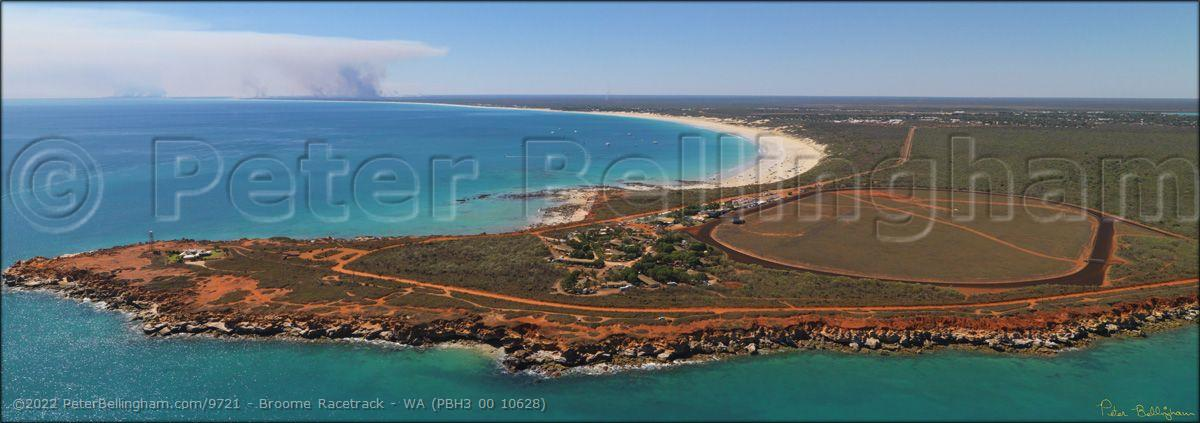 Peter Bellingham Photography Broome Racetrack - WA (PBH3 00 10628)