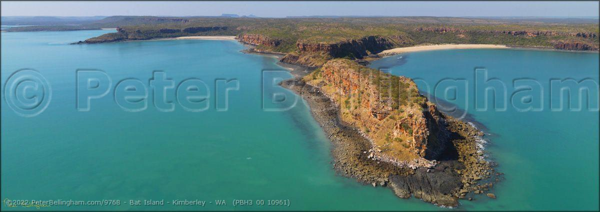 Peter Bellingham Photography Bat Island - Kimberley - WA  (PBH3 00 10961)