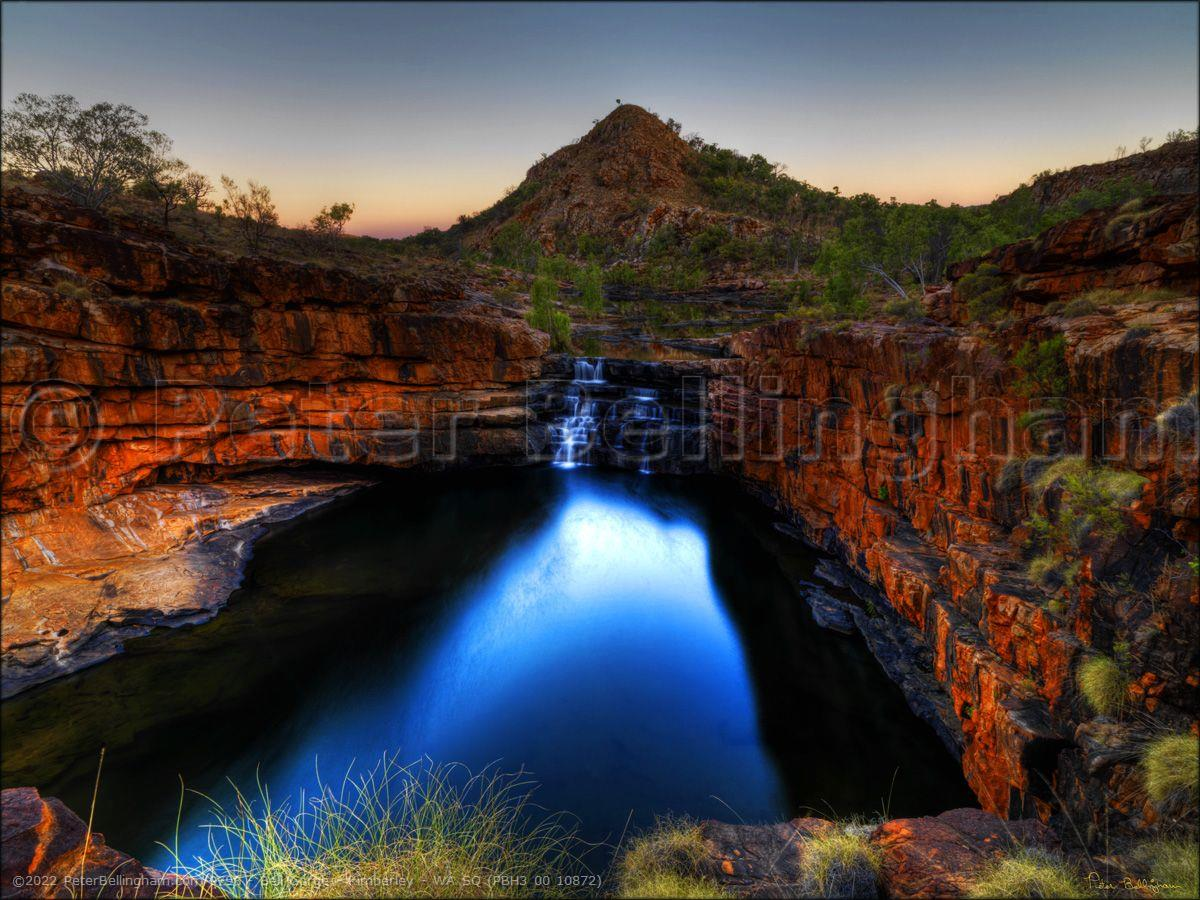 Peter Bellingham Photography Bell Gorge - Kimberley - WA SQ (PBH3 00 10872)