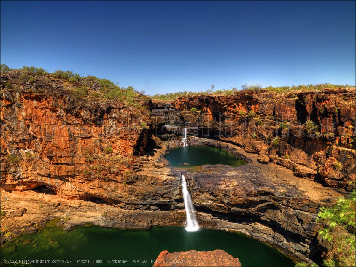 Peter Bellingham Photography Mitchell Falls Kimberley